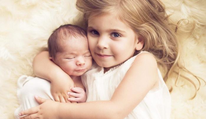 Как маленькая девочка спасла своего брата