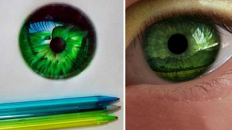 Реалистичные рисунки