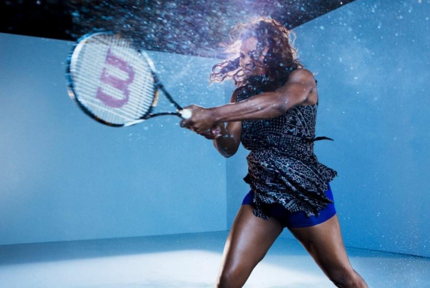 Спорт и девушки (18 фото)