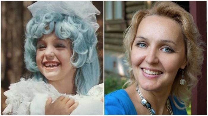 Киноактеры в детстве и сейчас (15 фото)