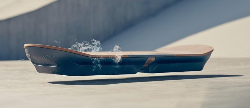 Ховерборд от Lexus
