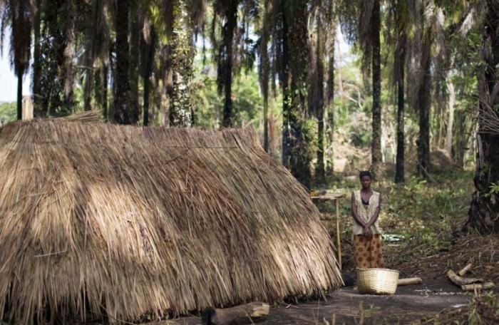 Опасная Республика Конго