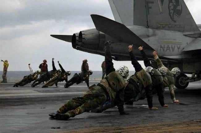 Армейский юмор (81 фото)