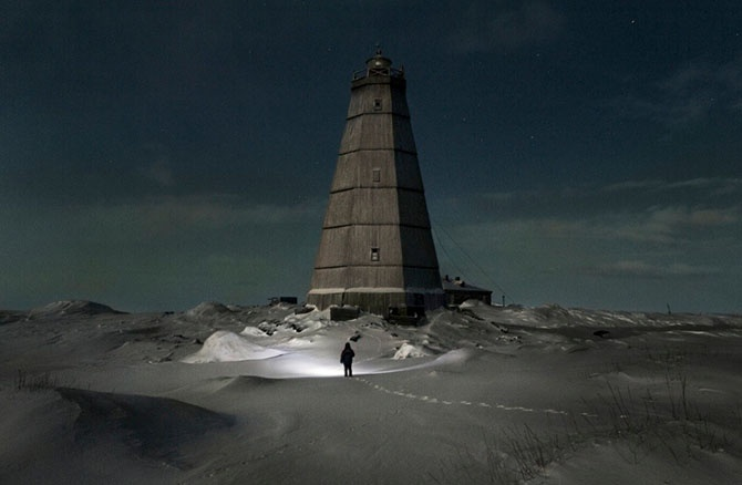 Работа специалиста-метеоролога на Северном полюсе