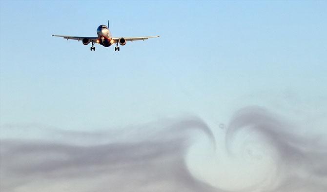 Не стоит бояться попасть в турбулентность