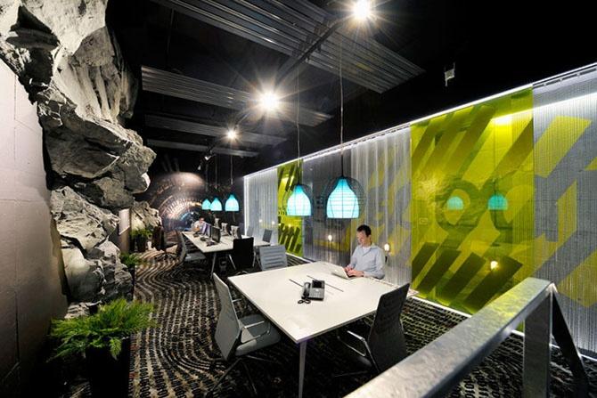 Необычные офисы мира