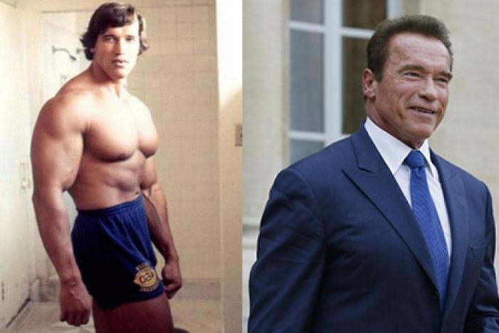 Как изменились известные актеры