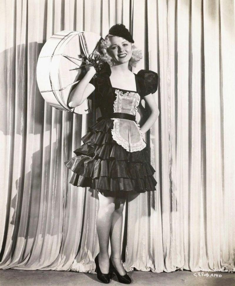 Бесподобные голливудские актрисы 30-х годов (21 фото)