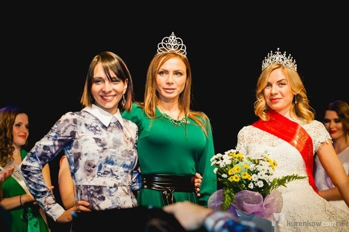 Мать шестерых детей Екатерина Кирмель победила в конкурсе «Миссис Россия-2015»