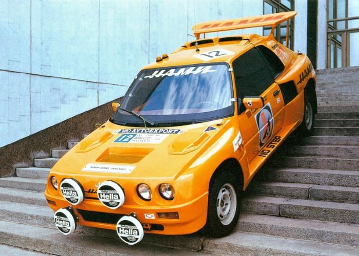 15 необычных автомобильных концептов времён СССР
