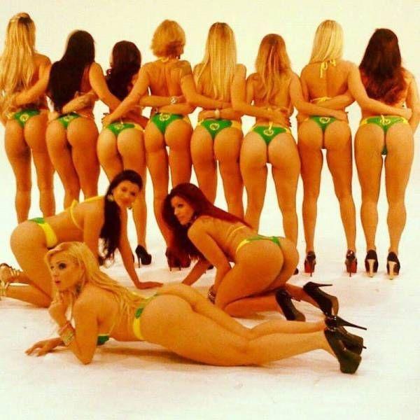 Смешные девушки (46 фото)