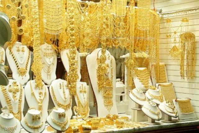 Рынок золота в Дубае