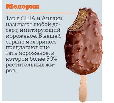Гид по видам мороженого