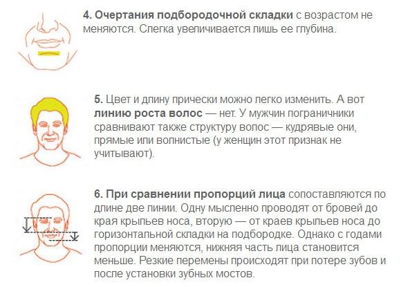 Как пограничник сверяет ваше лицо с фотографией в паспорте