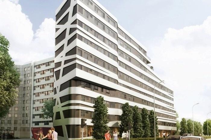 В Польше строят здания с микроквартирами