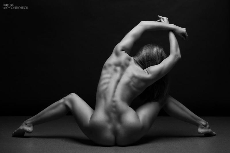 Необыкновенные черно-белые фотографии