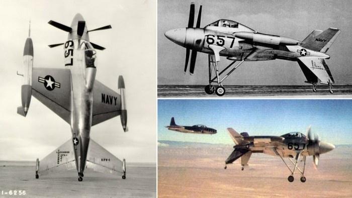Подборка необычных самолетов