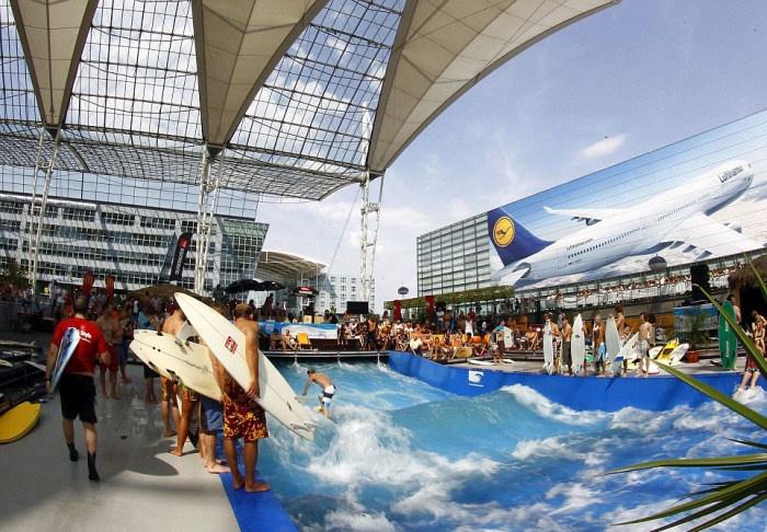 Самые современные аэропорты (22 фото)