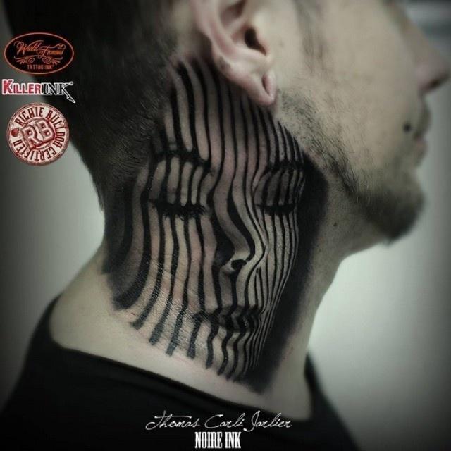 45 реалистичных татуировок