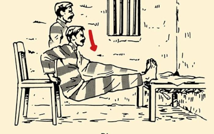 Тренировка для тела, разработанная заключенными (10 фото)