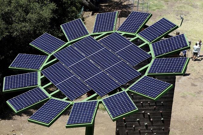 Энергия Солнца спасет нашу планету