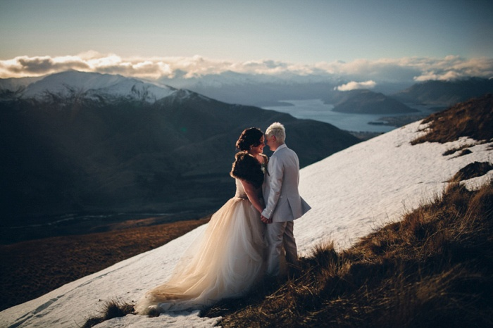 Волшебные свадебные фотографии (40 фото)