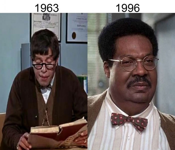 Как изменились герои фильмов в результате ремейков (19 фото)