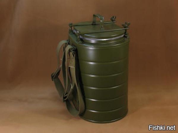 Как кормили солдат в Советской армии (8 фото)