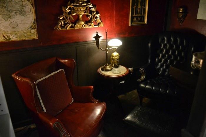 Необычная комната для уединения (14 фото)