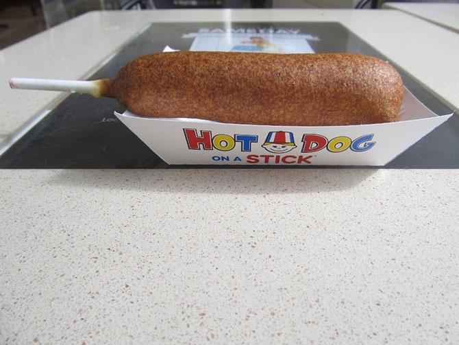 Из истории хот-дога