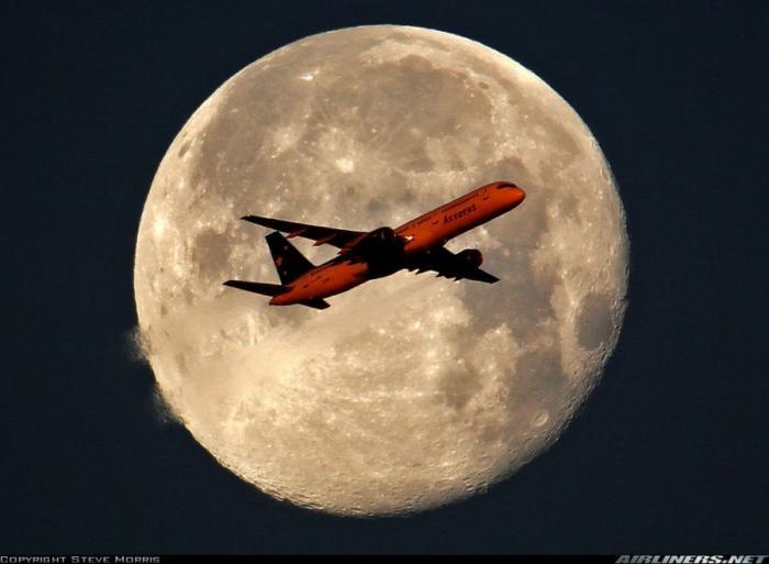 Самолеты (21 фото)