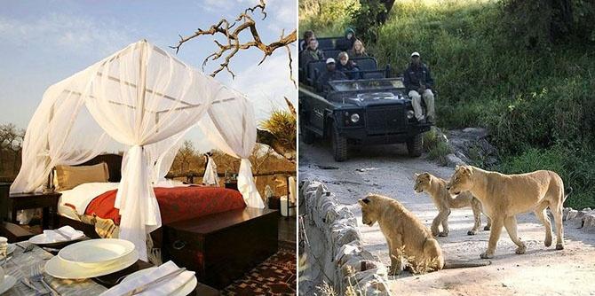 Экзотические отели в разных уголках земли
