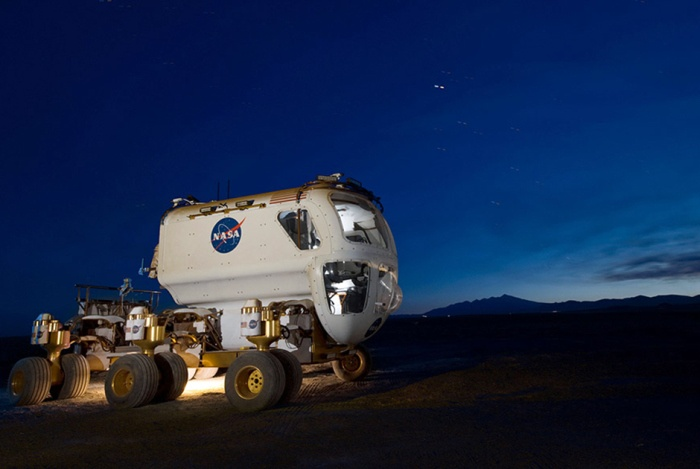 NASA готовится осваивать Марс