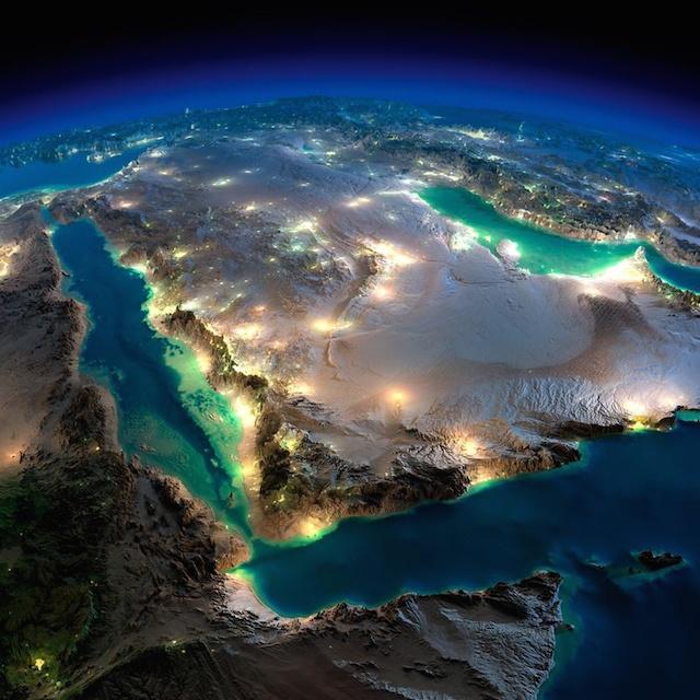 Фото Земли из космоса (25 фото)