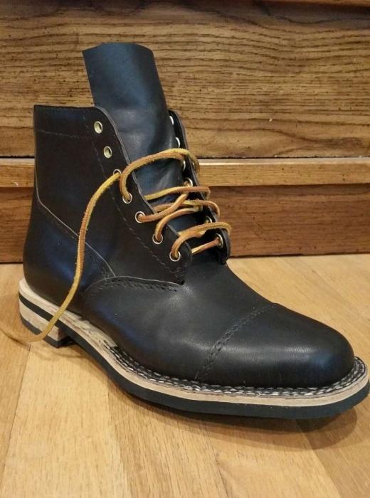 Как изготовить ботинок в ручную (37 фото)