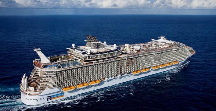 7 самых больших кораблей (8 фото)