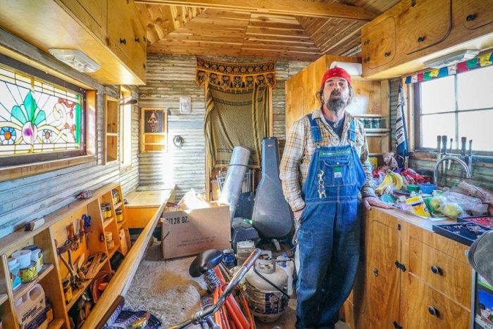 Подборка миниатюрных домов жителей США (26 фото)