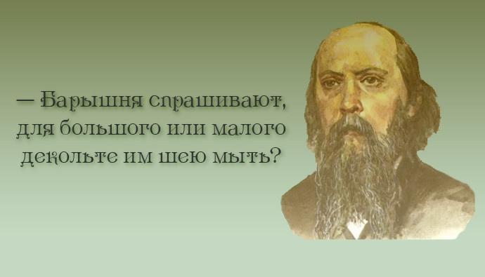 Интересные цитаты от Салтыкова-Щедрина (20 фото)
