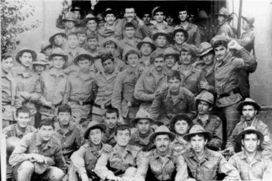Батальоны состоявшие из мусульман (7 фото)