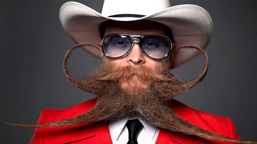 Ох уж, эта мода на бороды