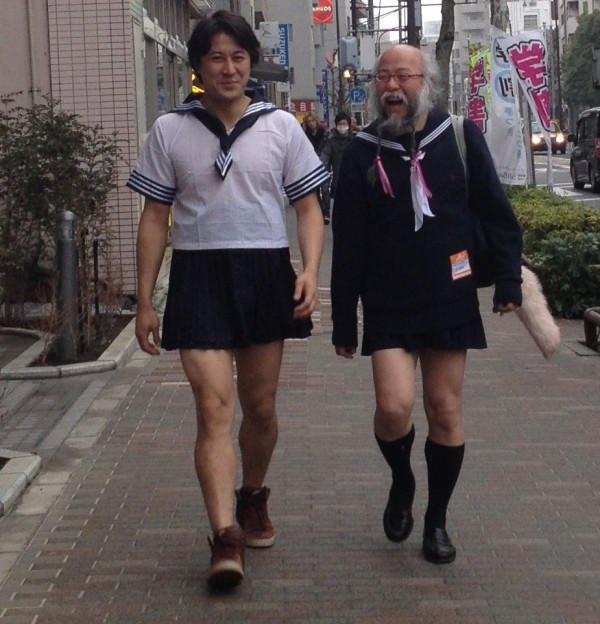 Такие странные японцы