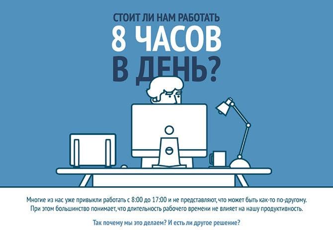 8-часовой рабочий день уже не актуален (2 картинки)
