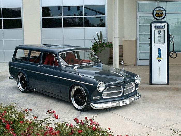 Старинные автомобили (24 фото)
