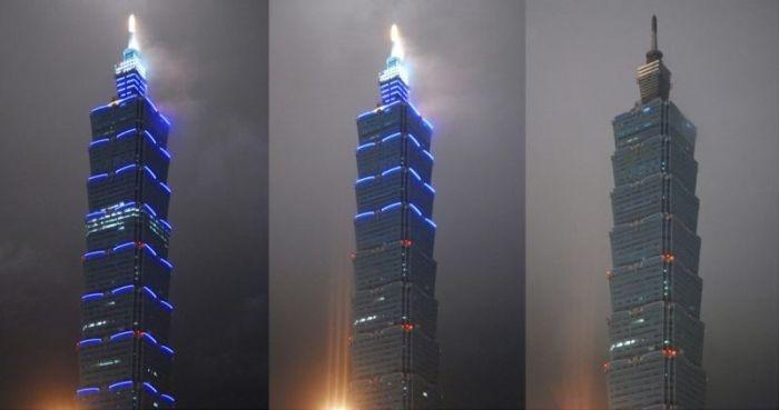 Как проходил Час Земли в разных странах (33 фото)