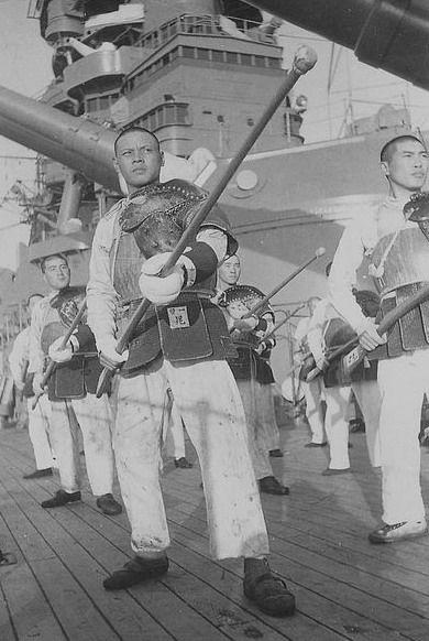 Японская армия на тренировке (5 фото)