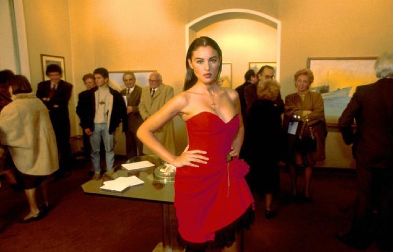 Моника Беллуччи в фотосессии Фредерика Мейлана (1991)