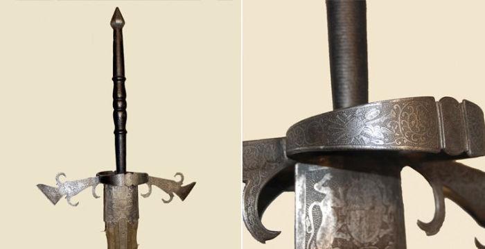 Необычные доспехи и виды оружия (22 фото)