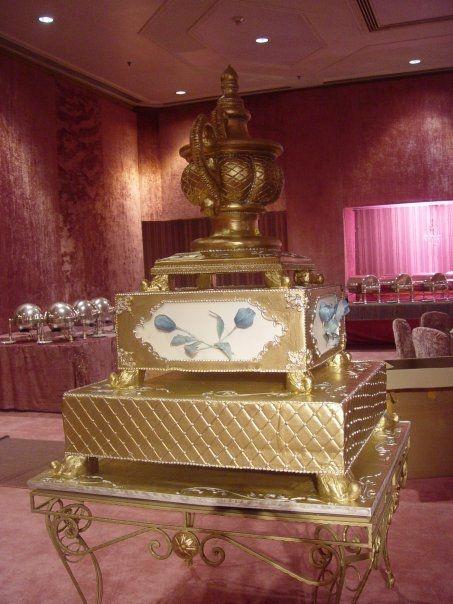 Шикарные торты (27 фото)