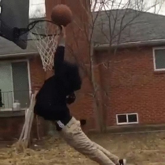 Курьезы на баскетбольной площадке