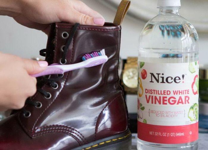 Лайфхаки, которые помогут решить проблемы с одеждой и обувью (15 фото)